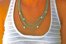 Sweet Bling Strand Necklaces