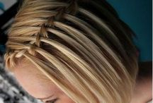 peinados capelli corto