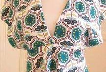 blouse sewing