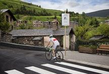CYCLE ROUTES / See our cycle touring routes and feel like a champion on one of the mountain stages of the best cycle races: the Spanish 'Vuelta' or the Tour de France. #cycle #btt #andorra #visitandorra #routes #nature #mountains