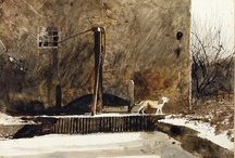 aquarelle :: Andrew Wyeth
