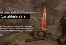 18 Mart Çanakkale Zaferi.