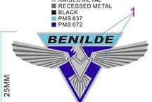 Metal Label Pins
