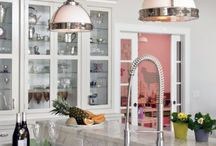 Kitchens / Browse photos of kitchen designs and discover creative kitchen including, cabinets, coutertops, and stainless steel appliances by Color My World Inc.