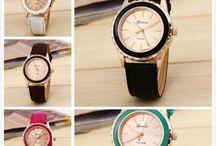 Relojes de Pulsera de Mujer / #Relojes #RelojesBaratos #Watch #Watches #CheapWatches #elegantes