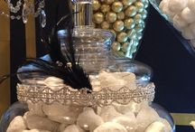Table design | Gatsby glamour