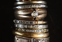 wedding rings (or just rings) / by Hillary Schuster
