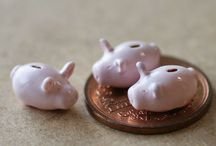 PIG piggy banks / ~ I'm happy to share. Please feel free to pin whatever you like. No daily or other limits~ / by Mary Flimby