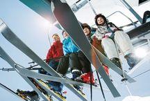 Eslovenia: Estações de esqui
