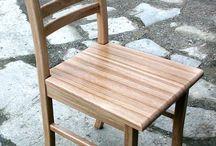 židle (chair)