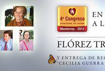 """""""Una visión en conjunto"""" / 2º Congreso Síndrome de Down   Monterrey 2012"""