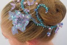 Ballet - Headpieces / by Meg Ross