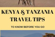 Afrika - Tansania & Kenia