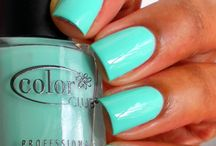 Color Club Nail Polish Swatches