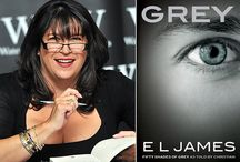 "Fifty Shades of Grey fans accuse EL James of ""lazy writing"" / Furious fans accuse EL James of LAZY writing because new 50 Shades 'reboot' Grey tells the same story as the original"