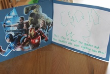 Heroes & Superheroes / Ideas to teach students about the qualitities of being a hero / by Audrey Nay