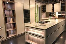 #KitchenDesign / Texturas, matices y contrastes perfilan las espectaculares propuestas de Zelari De Nuzzi en #muebles de #cocina contemporáneos.