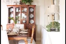 Formal Dining / by Meghan Hoyle