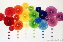<3 Rainbow party