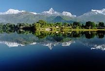 Beautiful city Pokhara, Nepal / Pokhara is most Beautiful city in Nepal, Pokhara is more peace full city of nepal, and clean city, this is second largest city of nepal. www.gototrek.com