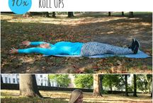 Keeping Fit / Exercises I will probably never do