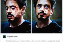 Iron Man x Tony Stark