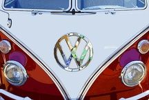 VW and other groovy Rides