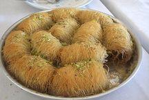 Ελληνικά γλυκά - Greece desserts / Συνταγές για ελληνικά γλυκά