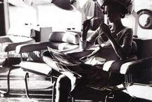 Vintage nail salon <3