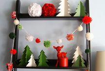 Christmas Decor, etc.