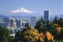 Portlandia, Oregon! / by Jill Hinson