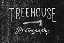 Treehouse Logo Ideas