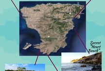 Infographics / Infographics with info about Aegina and Greece