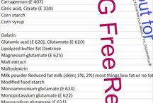 Recipes: MSG free