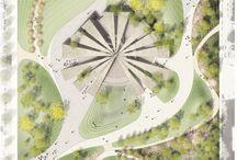 landscape site plan