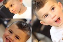 Fiú haj