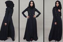 hijabi niqabi /