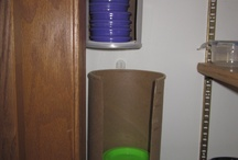 """Upcycle & Recycle Household Containers and Other Stuff / Very cool pins and """"Eco Friendly"""" ideas I have found out there to help us upcycle and recycle these items and  to keep them out your landfills!"""