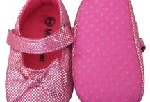 Baby Girls Party/Wedding/Christening Shoes