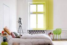 Nesting: Bedrooms / by Tiger Neelie