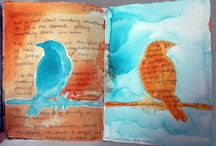 journaling / how to's and inspiration for journaling