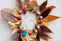 autumn crafts and ideas