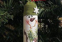 Basteln/Weihnachten Craft/Christmas