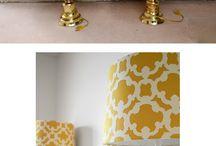 DIY furniture/home ideas