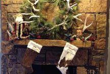 Country Christmas<3  / by Sabrina Joy Green