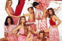 Super models 1990s