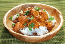Indian Food / by Seetha Kartholy