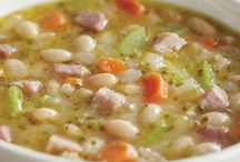 Soups - Made