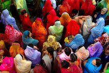 colours / by Grace Allen