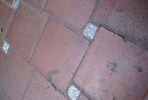 Whats underfoot... /  Floors & surfaces we are keen on....